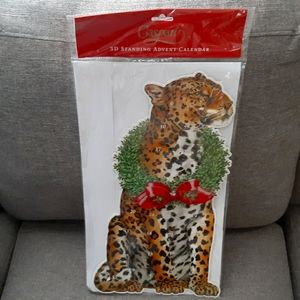 "New CASPER ""Jaguar"" CHRISTMAS 3D Advent Calendar"